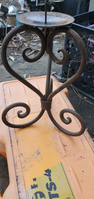 Wrought Iron Candle holder for Sale in Los Angeles, CA