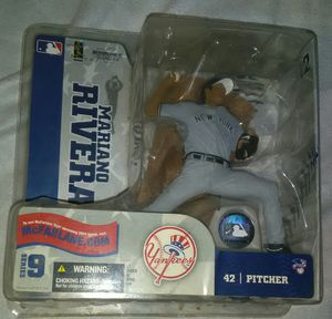 Mariano Rivera Yankees McFarlane for Sale in Sanborn, NY