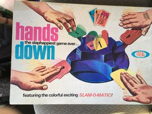Collectible Hands Down (Free) for Sale in Lexington, MA