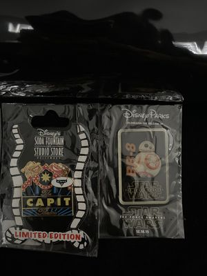 Limited Edition Disney Pins for Sale in Phillips Ranch, CA