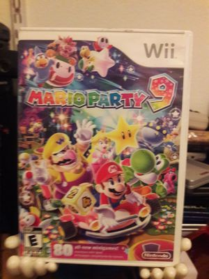 Mario Party 9 for Sale in Apple Valley, CA