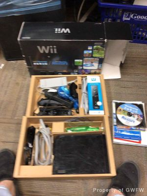 Wii Sport System for Sale in Denton, TX