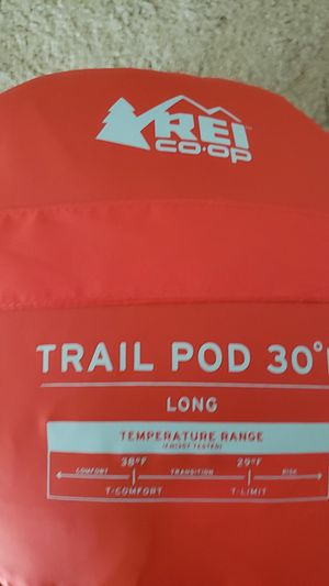 REI Trail Pod 30 sleeping bag for Sale in Grove City, OH