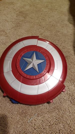 Captain America nerfed gun for Sale in Plainfield, IL
