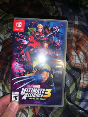 Marvel ultimate alliance 3 for Sale in Surprise, AZ