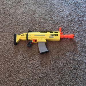 Nerf Fortnite Gun, $20 for Sale in Aurora, CO