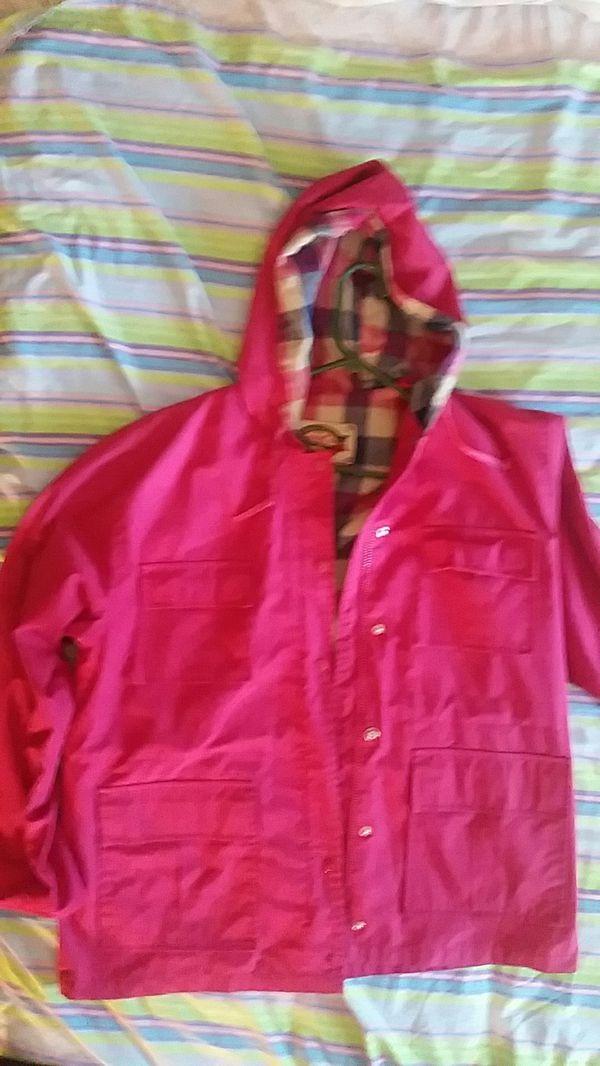 Rock Creek Trading Company hoodie jacket hoodie medium women's