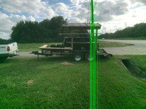 Cookoff Bar b q trailer for Sale in Arcola, TX