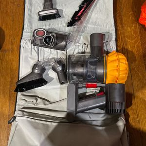 Dyson Sv03 Portable Vacuum With Accesories ( As -is No Power Cord) for Sale in Pomona, CA