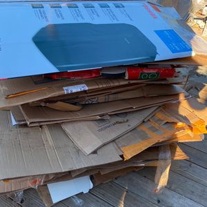 Free Cardboard for Sale in San Jose, CA