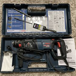 Bulldog Xtreme 8 Amp 1 in. Corded Rotary Hammer Drill for Sale in Mt. Juliet,  TN