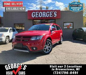 2019 Dodge Journey for Sale in Brownstown Charter Township,  MI