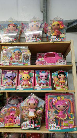 Lalaloopsy dolls for Sale in Tampa, FL