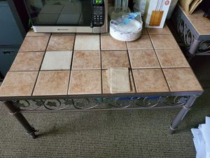Coffee Table/Tile table for Sale in San Jose, CA
