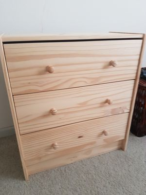 Wooden dresser for Sale in Chino Hills, CA