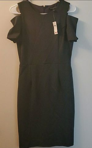 BANANA REPUBLIC DARK GRAY DRESS - SIZE 4 for Sale in Jacksonville, FL