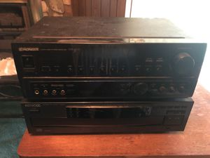 Home stereo equipment for Sale in Charlotte, NC