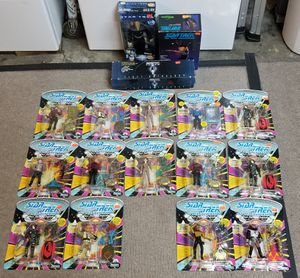 ($75) VINTAGE STAR TREK COLLECTABLES for Sale in Stockton, CA