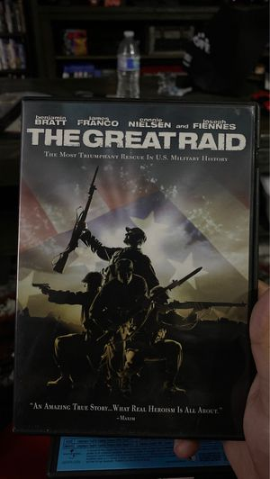 The Great Raid Dvd for Sale in Lakewood, CA