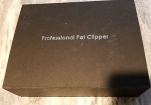 PET HAIR CLIPPERS for Sale in Spring Hill, FL