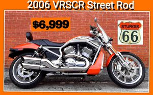 Harley Davidson Vrod ** V-rod for Sale in Saint Paul, MO