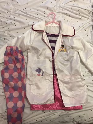 Doc MsStuffins Costume for Sale in Mansfield, TX