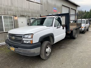 2005 Chevy Silverado 3500 WORK TRUCK 12FT bed! for Sale in Tualatin, OR
