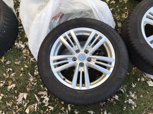 5x114.3 Infiniti G37X sedan OEM Wheels and Tires for Sale in Bolingbrook, IL