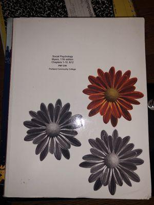 Social psychology for Sale in Hillsboro, OR