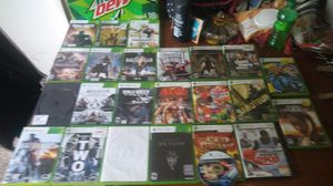 Assorted xbox 360 games for Sale in Tampa, FL