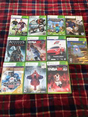 Xbox 360 games for Sale in Hopedale, MA