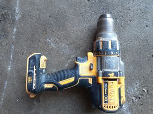 Dewalt XR 20V MAX hammer drill only $50 for Sale in West Allis, WI