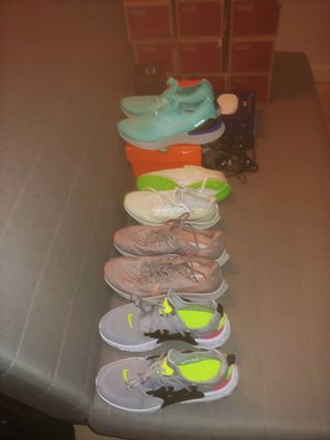 Nike and Vans men and woman for Sale in Davenport, FL