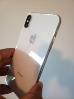 iPhone X , 256 GB , Unlocked for All Company Carrier, Excellent Condition like New for Sale in Springfield,  VA