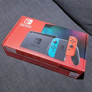 Nintendo Switch Console BRAND NEW for Sale in Houston, TX
