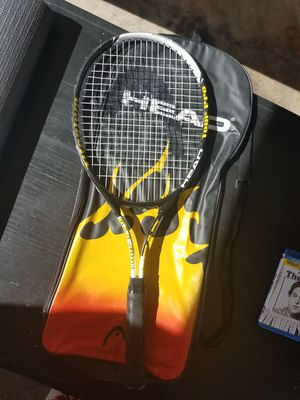 Tennis Racket with case for Sale in Albuquerque, NM