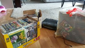 Working vice and every vcr tape a kid child want including Disney movies for Sale in Missoula, MT