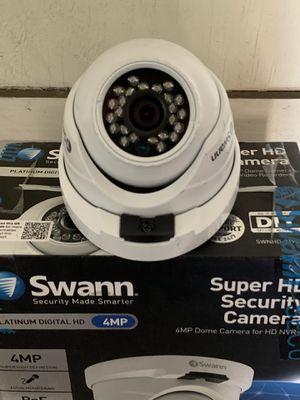 Swann camera 4 mp for Sale in Glendale, CA