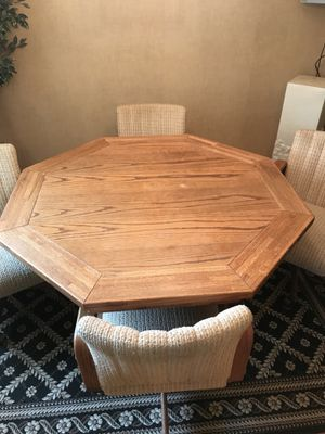 Dining table/ Poker Table with Chairs for Sale in Pittsburgh, PA