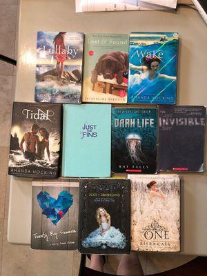 10 Teen books for Sale in Glendora, CA