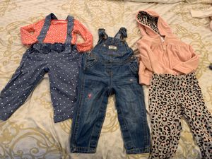 Baby girl 12 months clothes lot for Sale in Philadelphia, PA