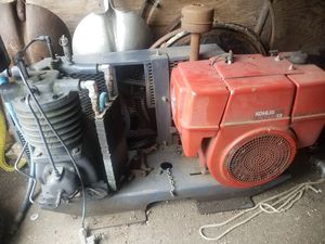 Truck mount Air compressor heavy duty for Sale in Everett, WA