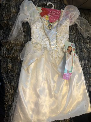 Ariel princess dress costume for Sale in Las Vegas, NV
