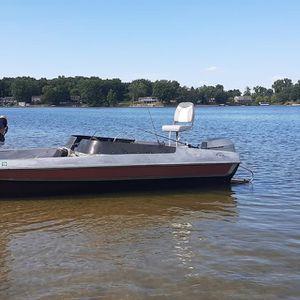 1980 Monarch Bass Boat for Sale in Davison, MI