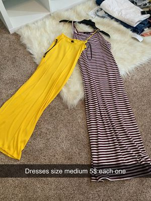 Yellow or red dress for Sale in Kearns, UT