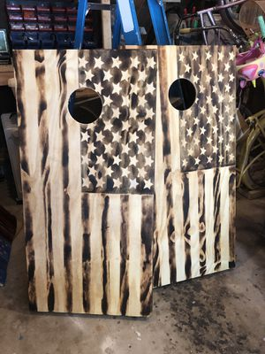 Custom Cornhole Boards for Sale in Shamong, NJ