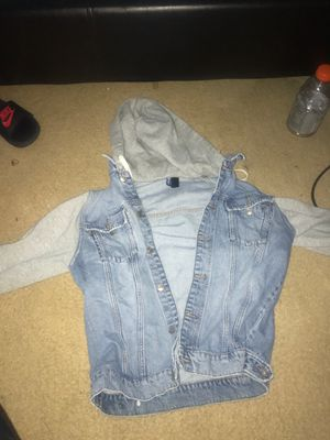 H&M Jean jacket for Sale in Lorton, VA