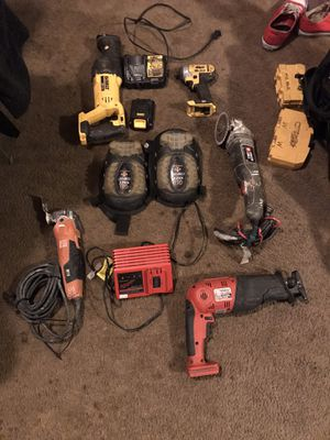 Power tools and accessories for Sale in Philadelphia, PA