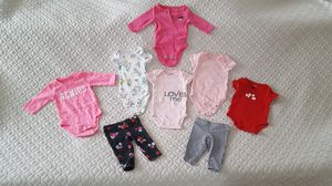 Newborn baby girl clothes for Sale in Vancouver, WA