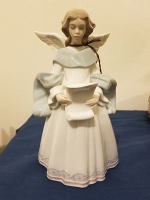 Lladro Figurine, 06321 Rejoice Angel - With Box for Sale in St. Louis, MO